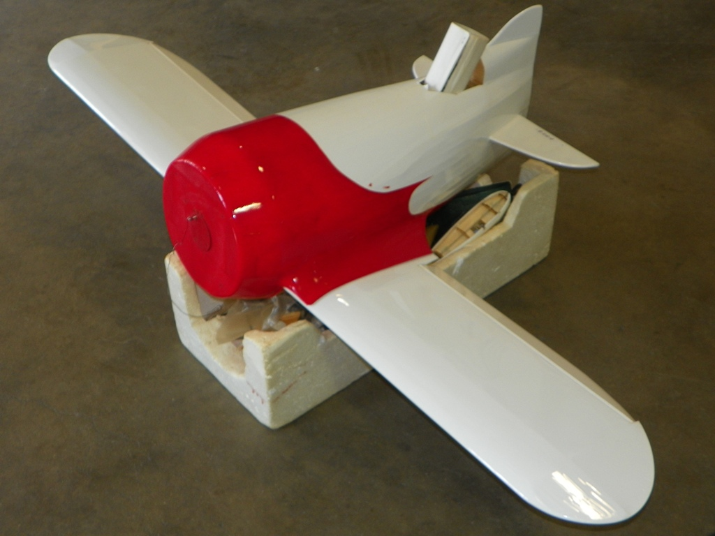 Rc Aircraft Engines Equipment Model Airplane Kit
